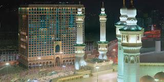 Daarut Tauhid adalah hotel yang termahal di Mekkah