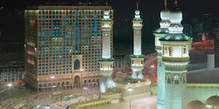 Hotel Bintang 5 Dar Al Tawhid Intercontinental Makkah