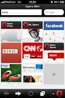 Opera Mini 6.5 - the latest version