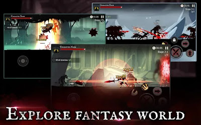 Shadow of Death Dark Knight � Stickman Fighting MOD APK