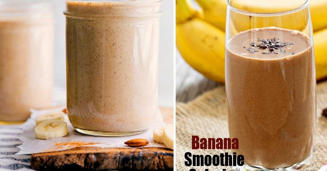 Banana Smoothie Calories Herbal Medicine