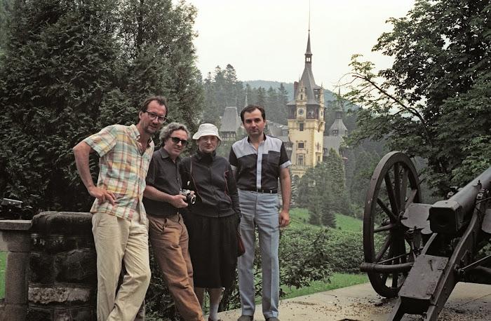 Sinaia, château de Pélès, © L. Gigout, 1990