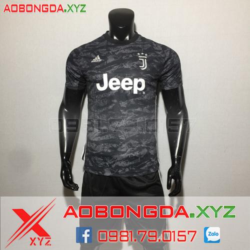 Áo Câu Lạc Bộ Juventus 2020 Sân Khách Mẫu 1