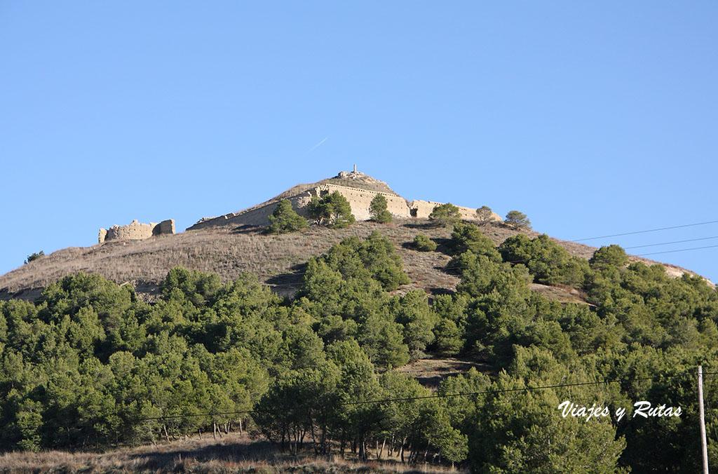 Castillo de Torremormojón, Palencia