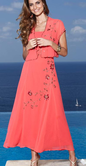 An Amazing Mother Of The Bride Dresses Casual Beach Wedding