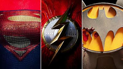 The Flash BTS Images Featuring Supergirl, Batcave & 1989 Batmobile
