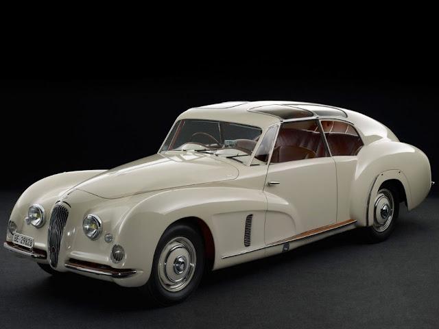 Riley 2.5 Walter Kong Saloon 1940s British Concept Car