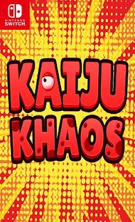 KAIJU KHAOS Switch NSP