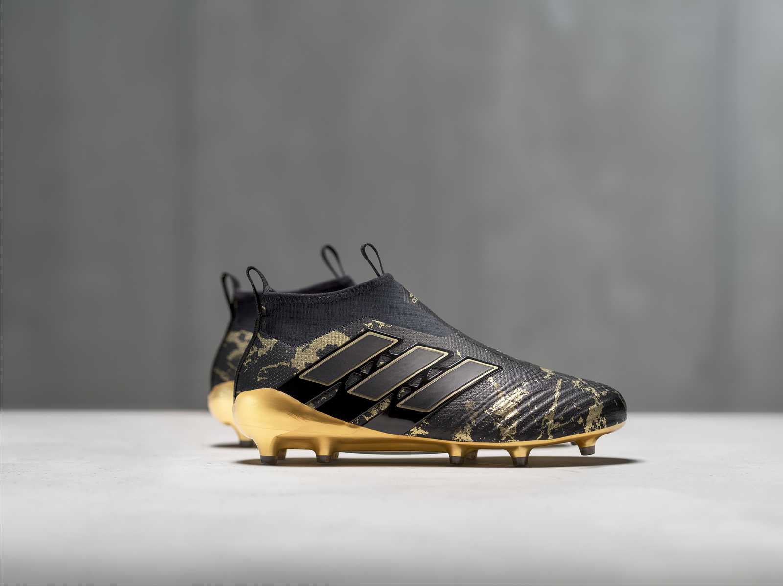bfd925992 Clearance Adidas Ace 17+ PureControl Paul Pogba Signature Boots Released