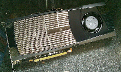Nvidia GeForce GTX 480ドライバーのダウンロード