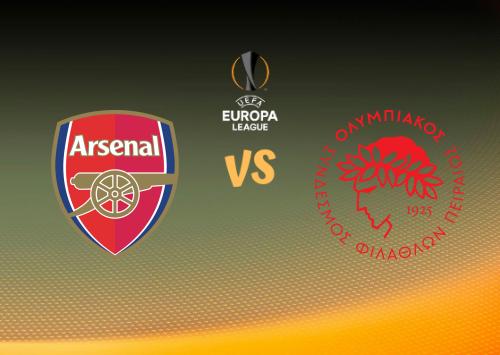Arsenal vs Olympiakos Piraeus  Resumen y Partido Completo