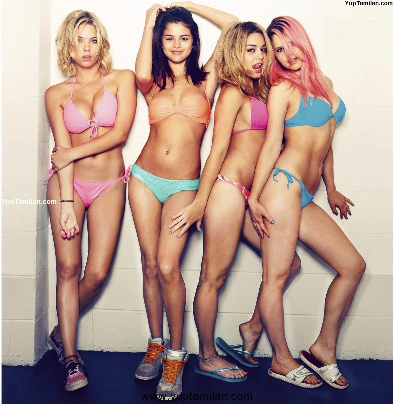 Selena Gomez Sexy Bikini Photos