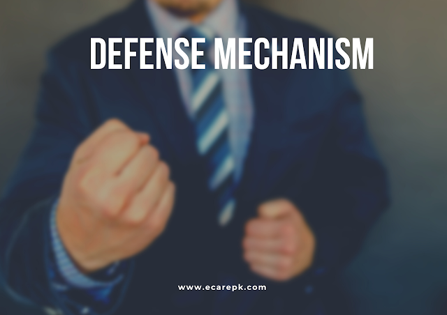 What is Defense Mechanism Their Types and Examples of Defense Mechanisms