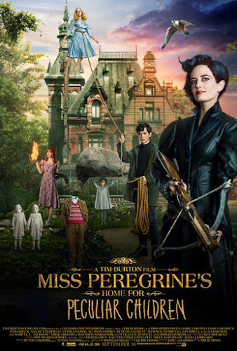 Miss Peregrine's Home for Peculiar Children (BRRip 1080p Dual Latino / Ingles) (2016)