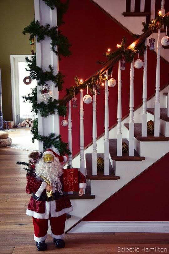 Weihnachtsdeko Amerikanisch weihnachtsdeko damals also eclectic hamilton