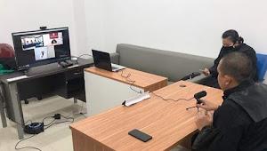 Darurat COVID-19 Kejari Tangsel lakukan persidangan secara teleconference
