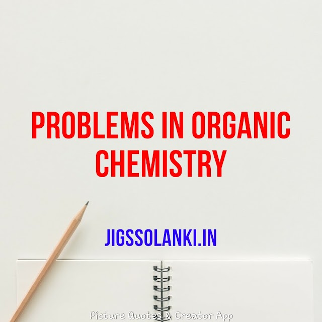 PROBLEMS IN ORGANIC CHEMISTRY BY DR K SINGH