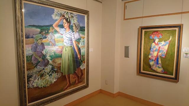 沖縄平和祈念公園 平和祈念堂美術館