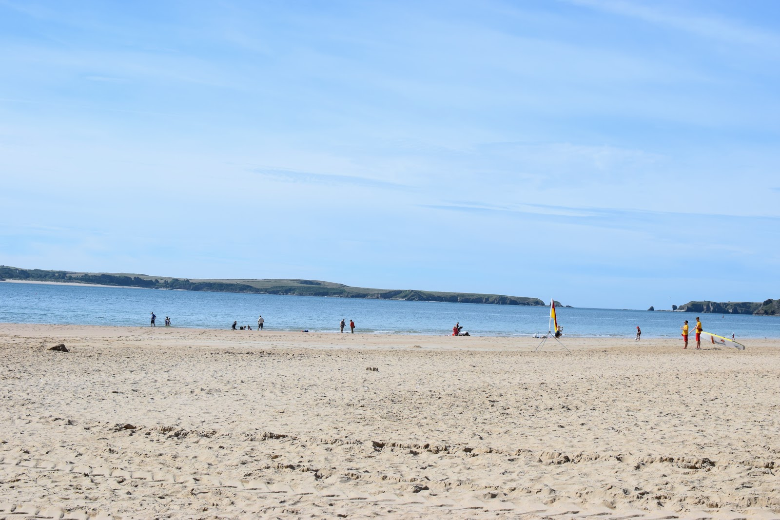 , The John Muir Award- Our Visit to Caldey Island