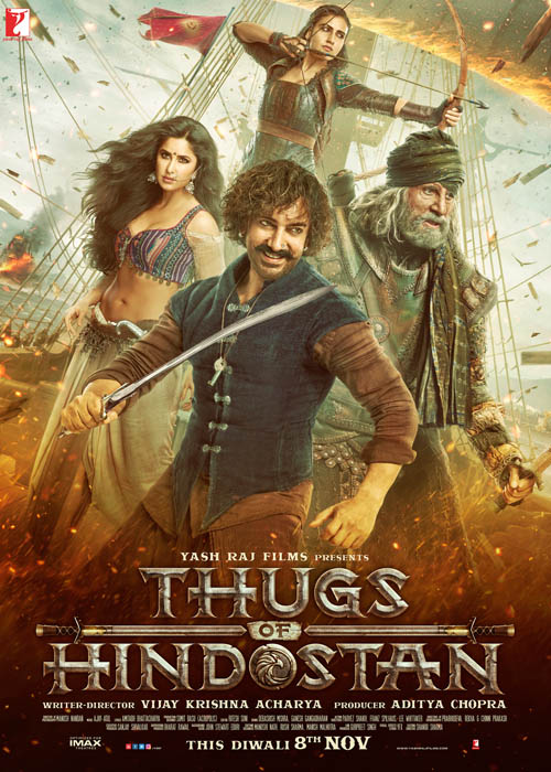 Thugs of Hindostan Full Movie Download Mp4moviez Hotstar