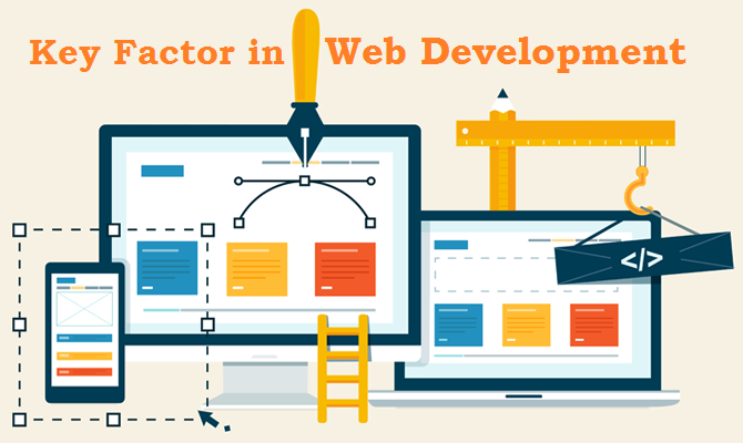Basic Key factors in website development