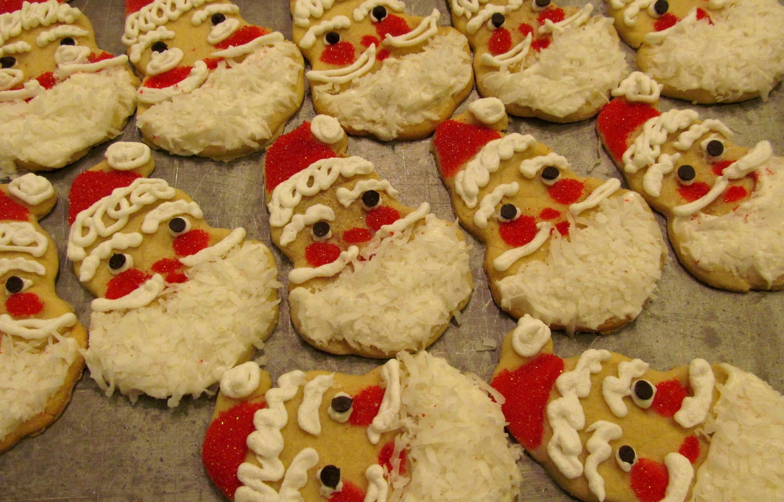 rise and shine christmas cookie extravaganza