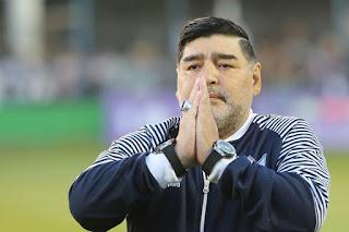 Maradona: demasiado humano