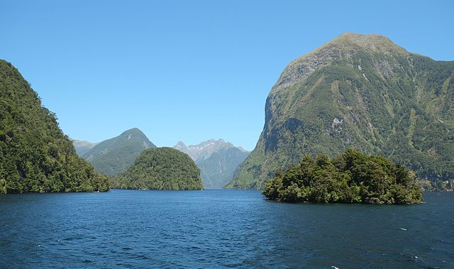 The Eight Wonder of the World: Milford Sound