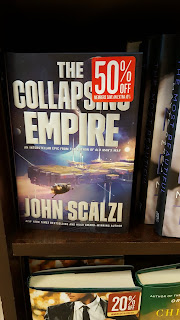 Scalzi - Collapsing Empire remaindered