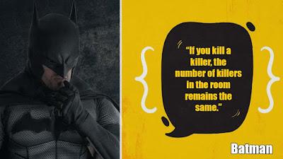 Batman Best Quotes
