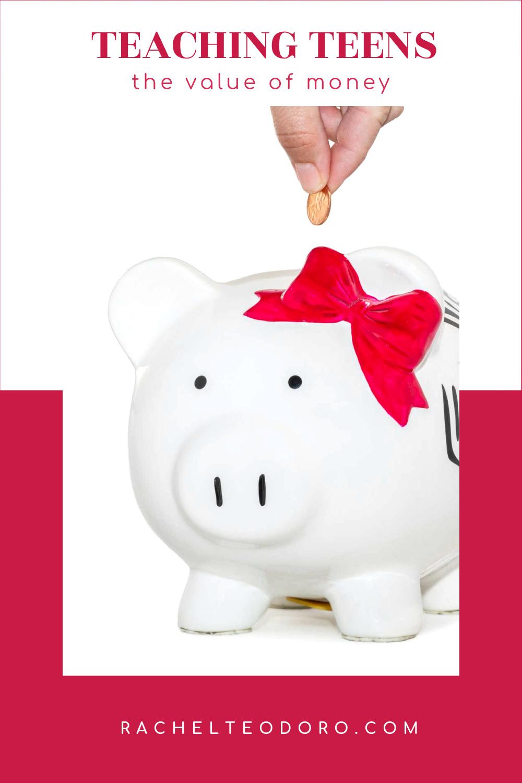 teaching teens the value of money