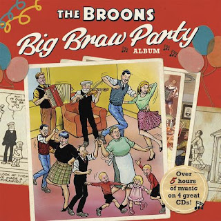 The Everly Brothers - Let It Be Me on The Broons Big Braw Party Album (1960)
