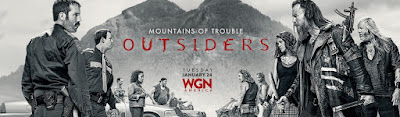 Outsiders Season 2 Banner Poster 3