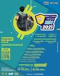 Bea Cukai Virtual Run • 2021