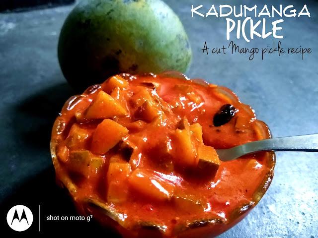 kadumanga-achaar