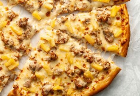Pizza Hawaii Chicken