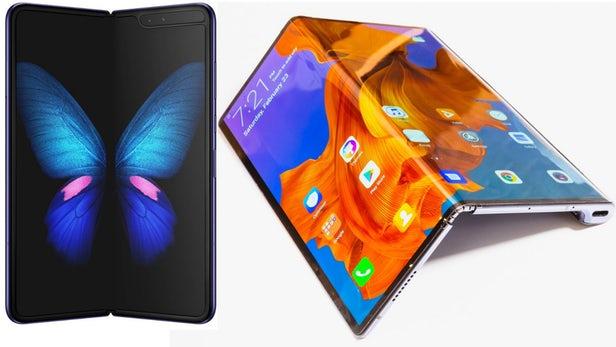 Samsung Dan Huawei Tunda Peluncuran HP Lipatnya