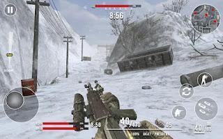 Rules of Modern World War Winter Mod Apk