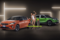 "Concorso Opel ""Energy Factor"" : vinci gratis 84 Card Spotify da 50 euro, coppie di biglietti per X-Factor e noleggio Mokka-e o Opel Corsa-e"