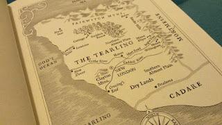 Resultado de imagen para mapa del tearling