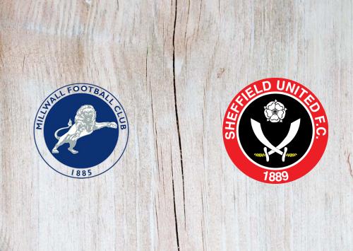 Millwall vs Sheffield United -Highlights 25 January 2020