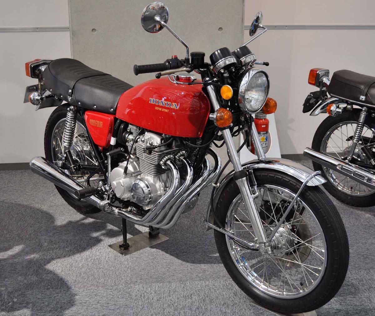 Honda CB400F Klasik Sejarah Spesifikasi