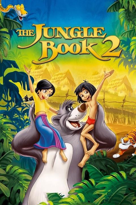 Libri i Xhunglës 2  Dubluar ne shqip