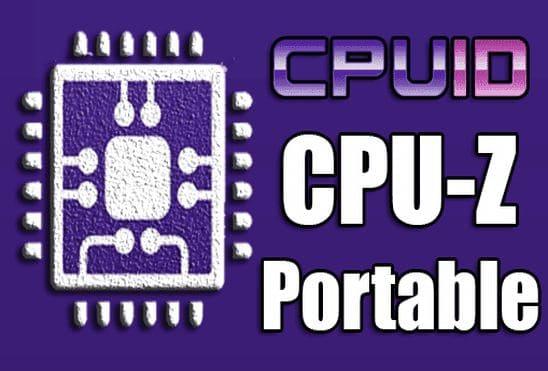 تحميل برنامج CPU-Z Portable لمعرفة مواصفات جهاز الكمبيوتر نسخة محمولة للنواتين 32 و64 بت