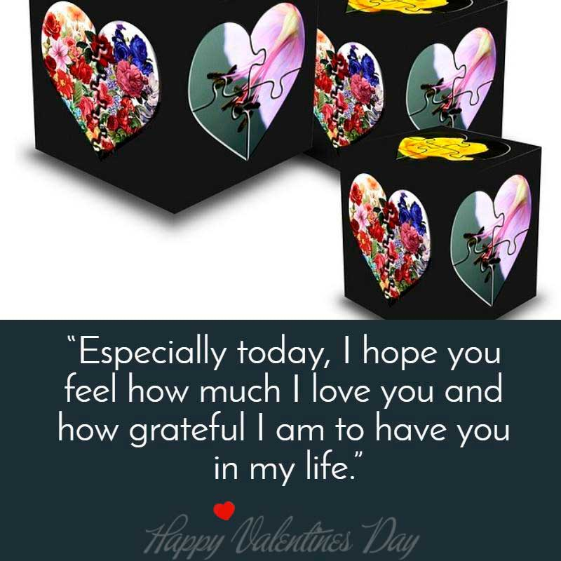 100 valentine messages for girlfriend with Images