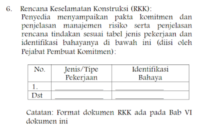 identifikasi bahaya LDP