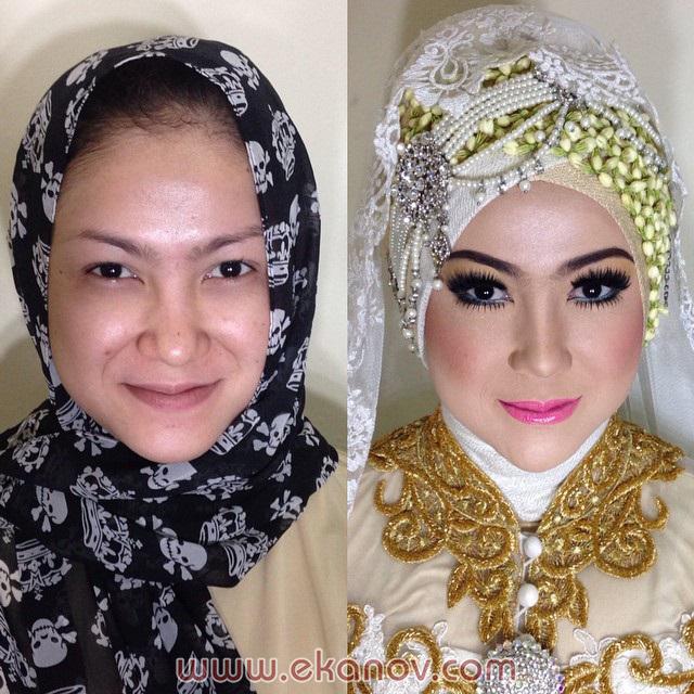 Tips Cara Merias Pengantin Jawa Hijab Masa Kini