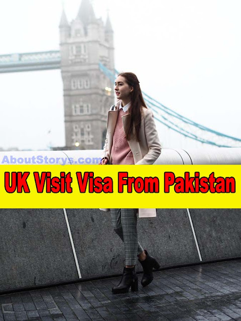 UK Visit Visa From Pakistan 2021