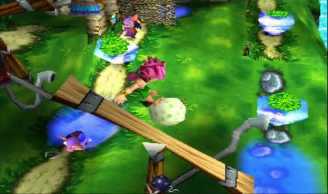 Tomba! 2 (Tombi! 2) - PSX - Captura 3