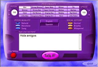 Discurso al texto - Imagina si puede escribir tan rápido como usted puede hablar